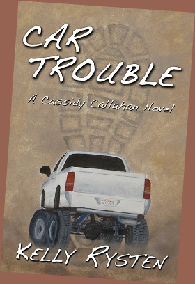 Cassidy Callahan uses her tracking talents for good, but sometimes doing a good job has bad consequences. Follow Cassidy through more crazy adventures as she helps Rusty Michaels bring in a serisl killer, deals with tigers, feral dogs and rattlesnakes. Car troubles abound as she sets her sights on Police Reserve Academy. Cassidy does her best to enter the world of the Joshua Hills Search and Rescue organtization, but will she graduate or become Tyrone Trent's next victim?